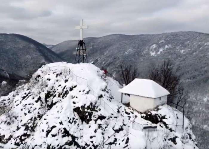 ОВО ЈЕ НАЈМАЊА ЦРКВА У СРБИЈИ